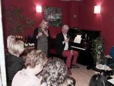 Weinverkostung mit Musikbegleitung