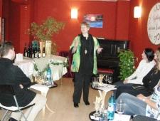Weinverkostung mit Erzählungen